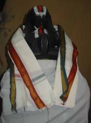 Thiruvarangathu-Amudhanar
